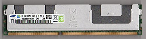 サムスン M393B2K70DM0-CH9 PC3-10600R DDR3 1333 16GB ECC REG 4RX4 (FOR SERVER ONLY) (海外取寄せ品)