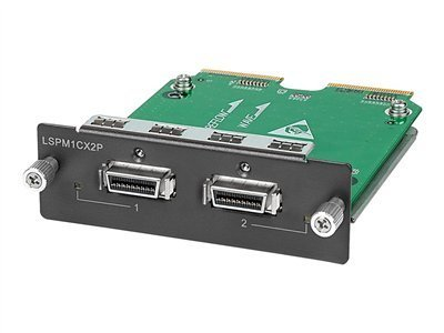HP - エクスパンション モジュール - 10 Gigabit Ethernet - 10GBase-X - 2 ports - for HP A5120-24, A5120-48, A55 - (海外取寄せ品)