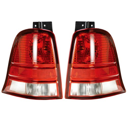 NEW 04 05 06 07 Ford Freestar Taillight Taillamp ペア (海外取寄せ品)