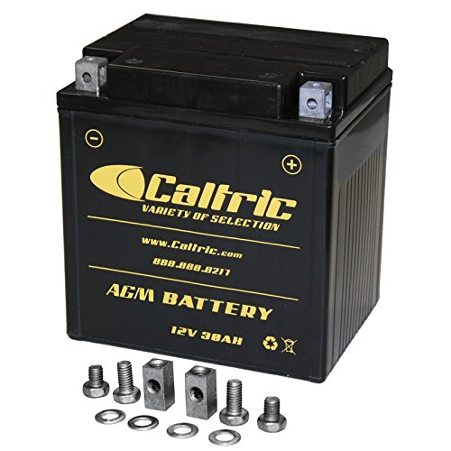 CALTRIC AGM バッテリー フィット SEADOO RXT 215 2009-2010 / RXT 260 2011-2015 (海外取寄せ品)