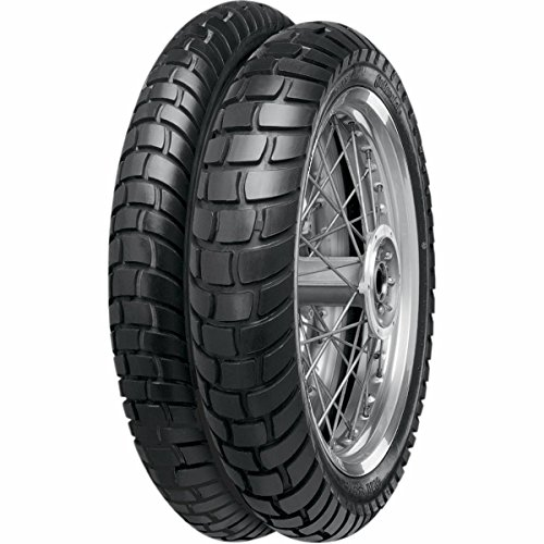 Continental 100/90 -19 57H Tl Conti Escape Motorcycle フロント Tyre (海外取寄せ品)