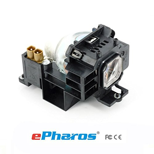 ePharos NP14LP Projector リプレイスメント Compatible ランプ with ジェネリック Generic ハウジング for NEC NP305 NP310 NP405 NP410 NP510 NP510G (海外取寄せ品)