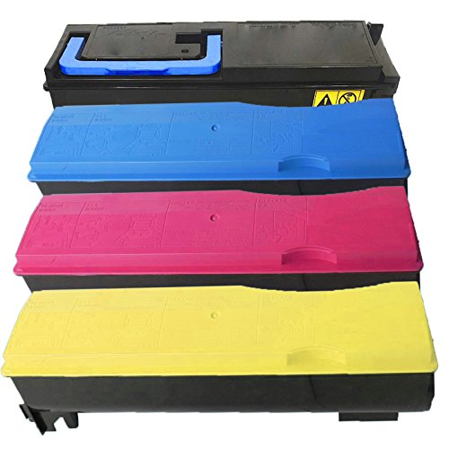 4 InktoneramR リプレイスメント toner cartridges for Kyocera-Mita TK-562 TK562 Toner Cartridges TK-562K TK-562C TK-562M TK-562Y リプレイスメント for Kyocera-Mita TK562 コンボ セット FS-C5350DN FS-C5300DN (海外取寄せ品)