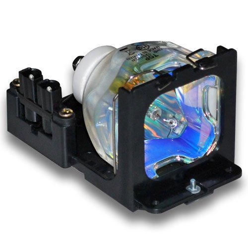 Compatible Toshiba Projector ランプ, Replaces Model TLP-B2J with ハウジング (海外取寄せ品)