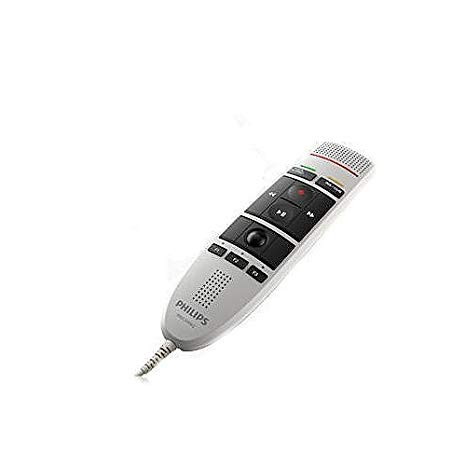 フィリップス SpeechMike III プロ (Push ボタン Operation) USB Professional PC-Dictation Microphone LFH-3200 「汎用品」(海外取寄せ品)