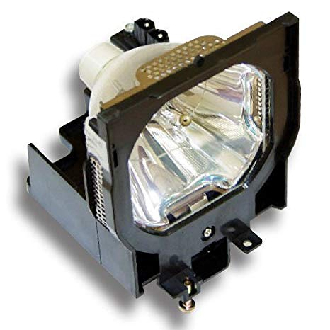 Compatible Eiki Projector ランプ, Replaces Part ナンバー 6103000862 with ハウジング 「汎用品」(海外取寄せ品)