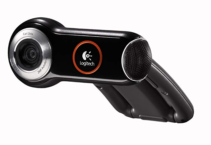 Logitech プロ 9000 Webcam with 2-Megapixel Optical Resolution and Built in Noise Cancellation Microphone for Business (海外取寄せ品)