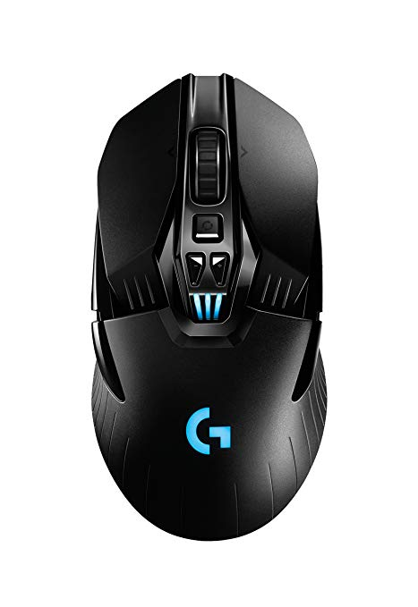 Logitech G903 Lightspeed Gaming マウス with POWERPLAY Wireless Charging Compatibility (海外取寄せ品)