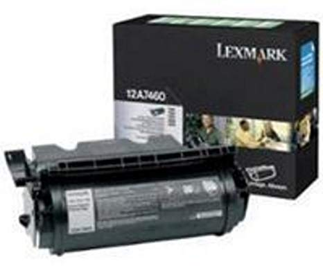 Lexmark Compatible T630/632/634/X634 Toner Cartridge (21000 ページ Yield) (12A7460) by Lexmark (海外取寄せ品)