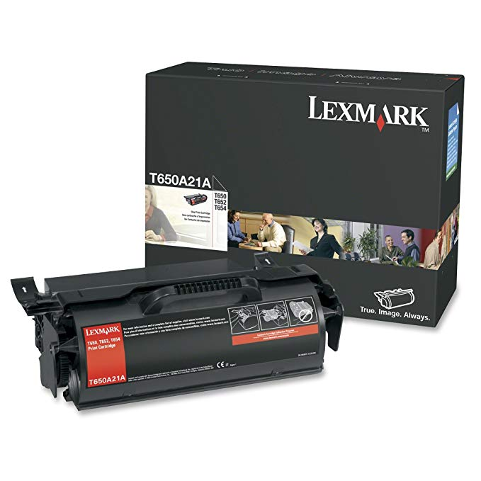 Lexmark T650A21A Laser Toner Cartridge, Works for T652, T652dn, T652dtn, T652n (海外取寄せ品)