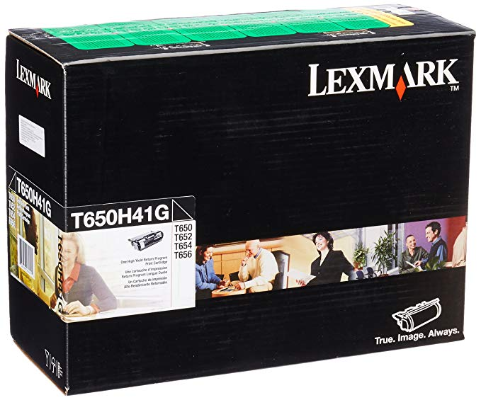 Lexmark ハイ Yield Return Program Toner Cartridge for US Government, 25000 Yield (T650H41G) (海外取寄せ品)