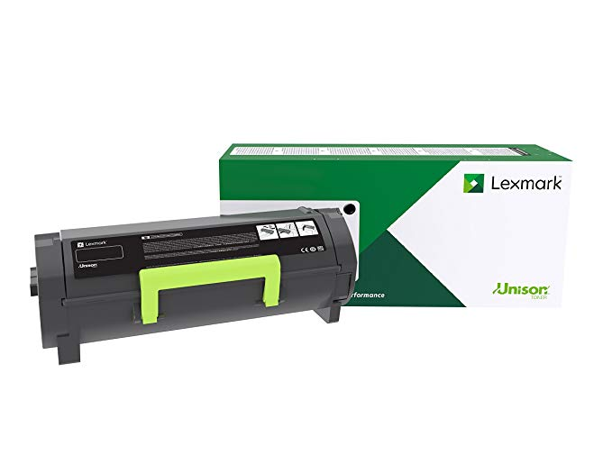 Lexmark 56F1U00 ブラック Ultra ハイ Yield Return Program Toner Cartridge Toner (海外取寄せ品)