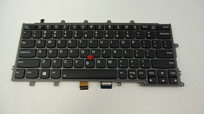 レノボ New Genuine Thinkpad X270 A275 Backlit US Keyboard 01EP062 (海外取寄せ品)