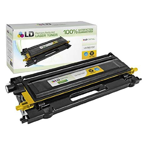 BROTHER イエロー TONER FOR DCP 9040CN (BROTN115Y) - (海外取寄せ品)