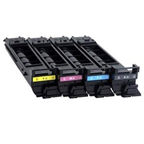 NEW コニカ Konica MINOLTA OEM A0DK232 TONER CARTRIDGE (YELLOW) For MAGICOLOR4650DN (Toner/Cartridges) (海外取寄せ品)