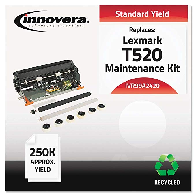 Innovera 99A2420 Remanufactured 56P9104 Maintenance Toner キット, 250000 Yield (海外取寄せ品)