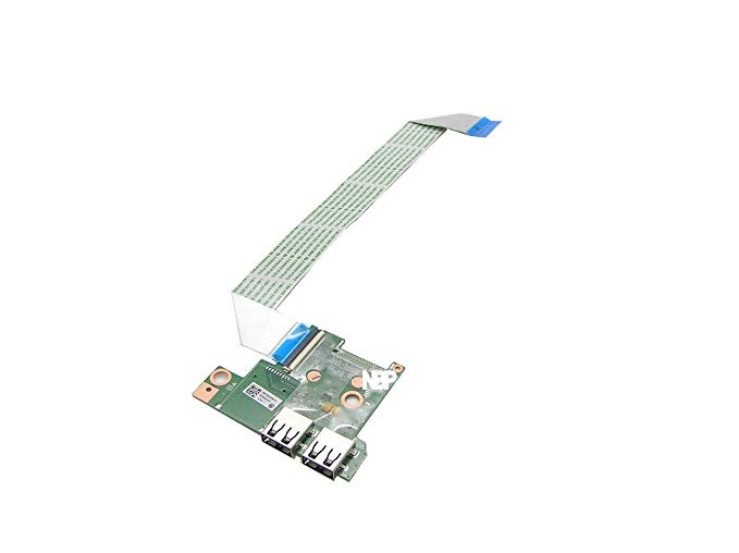 HP Chromebook 14 14-X010nr USB Board Connector w/ケーブル DA0Y09TB6C0 39Y09UB0010 787715-001 (海外取寄せ品)