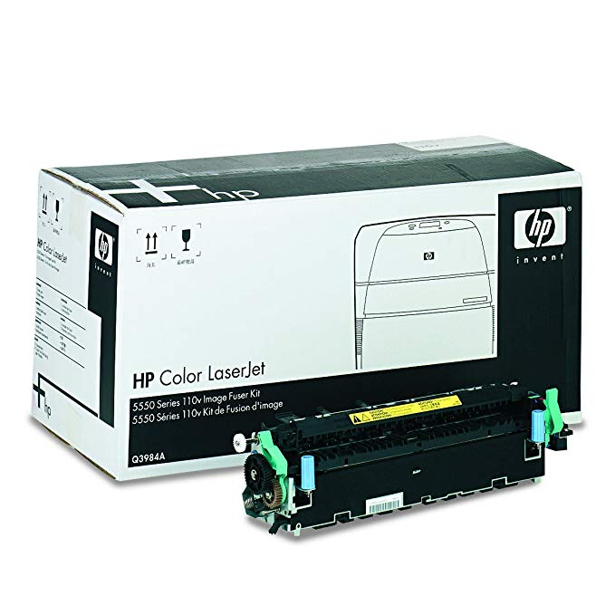 HP Q3984A 110V Fuser キット (Certified Refurbished) (海外取寄せ品)