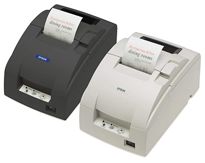 Epson TM-U220A POS Receipt Printer - E64948 「汎用品」(海外取寄せ品)