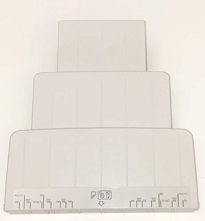 OEM エプソン Epson Stacker Assembly / Output Tray Specifically For エプソン Epson Workforce プロ WF-8010, WF-8090, WF-8510, WF-8590, WF-R8590 「汎用品」(海外取寄せ品)