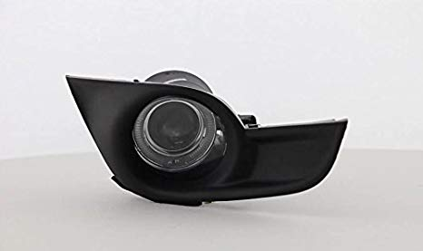 Nissan Altima 4dr. OEM Fog ライト With Clear レンズ (海外取寄せ品)