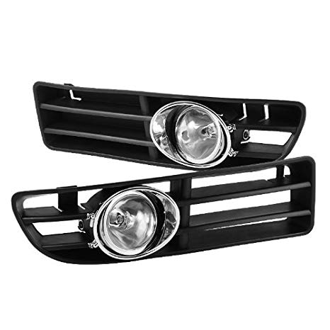 Volkswagen Jetta OEM Fog ライト With Clear レンズ (海外取寄せ品)