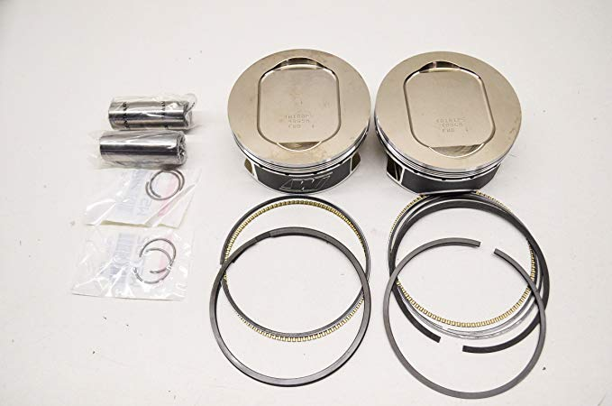 Wiseco K2774 Forged Piston キット QTY 1 (海外取寄せ品)