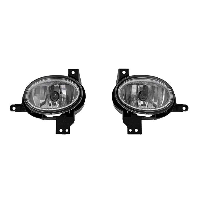 Winjet WJ30-0561-09 Fog Light キット with Wiring Harness Switch Fuse リレー (海外取寄せ品)