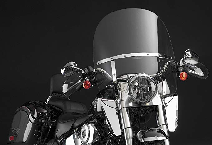 National Cycle SwitchBlade 2-Up Windshield N21133 (海外取寄せ品)