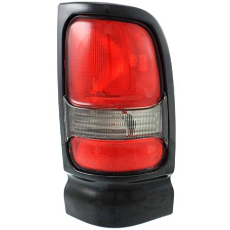 OE リプレイスメント Dodge Pickup Passenger Side Taillight Assembly (Partslink ナンバー CH2801135) (海外取寄せ品)