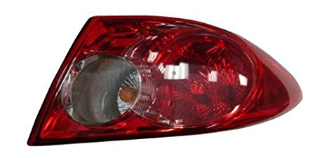 OE リプレイスメント Mazda Mazda6 Passenger Side Taillight Assembly (Partslink ナンバー MA2801118) (海外取寄せ品)