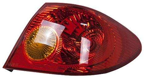 OE リプレイスメント Toyota Corolla Passenger Side Taillight Assembly (Partslink ナンバー TO2801144) (海外取寄せ品)