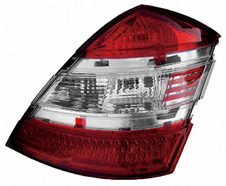 OE リプレイスメント Tail Light MERCEDES S450 2007-2009 (海外取寄せ品)