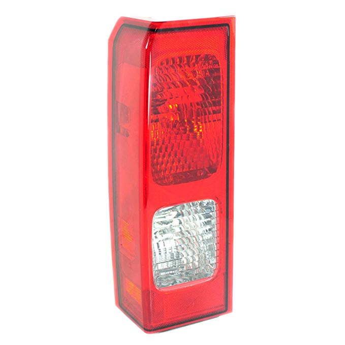 OE リプレイスメント Hummer H3 ドライバー Side Taillight Assembly (Partslink ナンバー HU2800100) (海外取寄せ品)