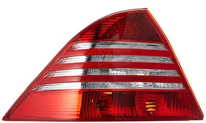 OE リプレイスメント Mercedes-Benz S500 ドライバー Side Taillight Assembly (Partslink ナンバー MB2800114) (海外取寄せ品)