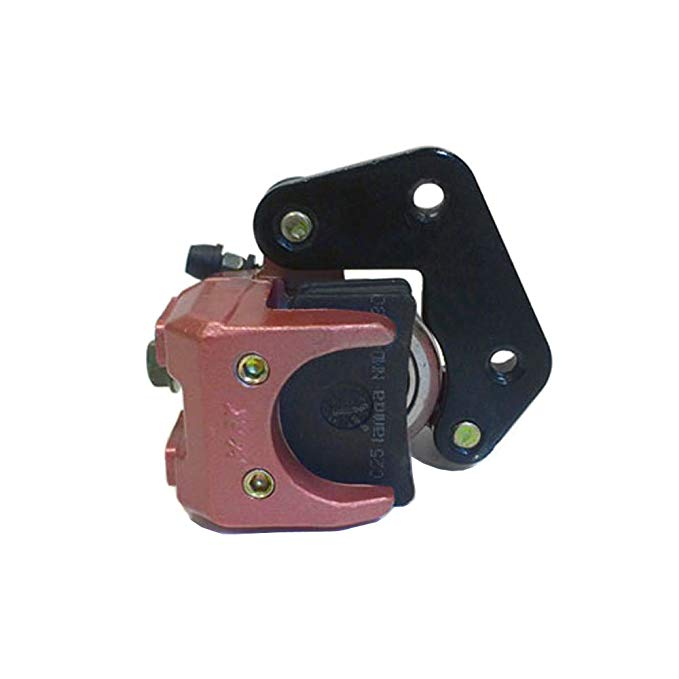 MMG フロント ディスク Brake Caliper Assembly for Chinese Gas Scooters, フィット on Tao Tao ATM50 and other 50cc scooters (海外取寄せ品)