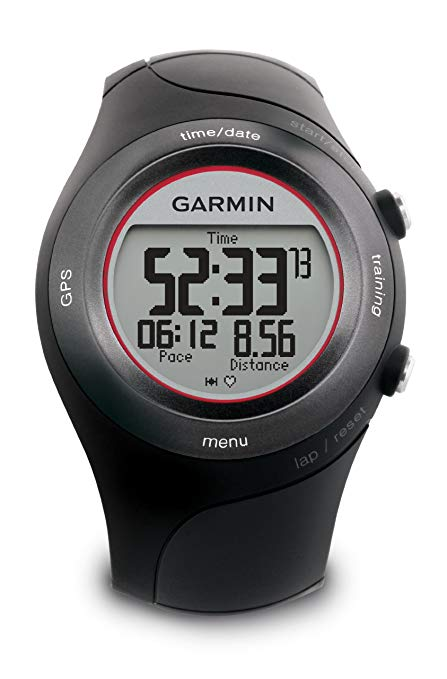 Garmin Forerunner 410 GPS-Enabled スポーツ ウォッチ with ハート レート モニター (Discontinued by Manufacturer) 『海外取寄せ品』