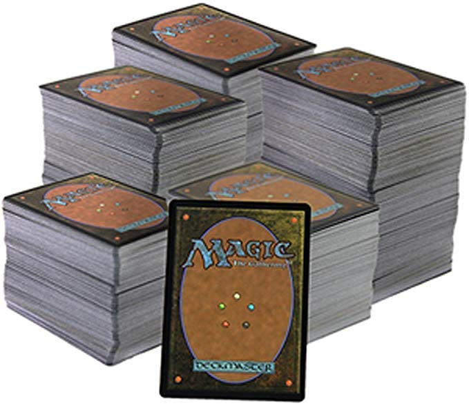 1000 MTG マジック:ザ・ギャザリング Magic: the Gathering Commons - Instant Collection! (海外取寄せ品)