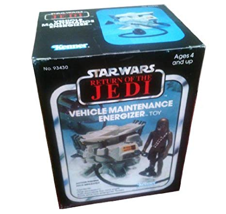 Kenner スターウォーズ Star wars Vehicle Maintenance Energizer 1982 スターウォーズ Star wars Return of the ジェダイ (海外取寄せ品)