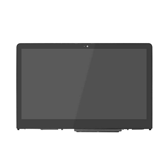 LCDOLED 15.6'' FullHD IPS LCD ディスプレイ タッチ スクリーン Digitizer Assembly + ベゼル For HP Pavilion x360 15-br000 15-br100 15g-br000 15g-br100 15-br010nr 15-br077nr 15-br077cl 15-br095ms With ControlBoard (海外取寄せ品)[汎用品]