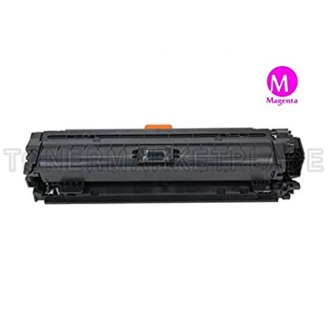 INKUTEN c リプレイスメント Laser Toner Cartridge for Hewlett Packard (HP) CE743A (307A) Magenta (海外取寄せ品)[汎用品]