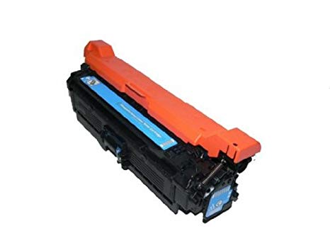 INKUTEN リプレイスメント シアン CE261A Laser Toner Cartridge for Hewlett Packard (HP) CP4025/CP4525 (海外取寄せ品)[汎用品]