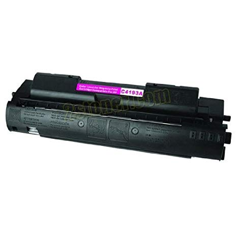 INKUTEN リプレイスメント Magenta Laser Toner Cartridge for Hewlett Packard (HP) C4193A (海外取寄せ品)[汎用品]