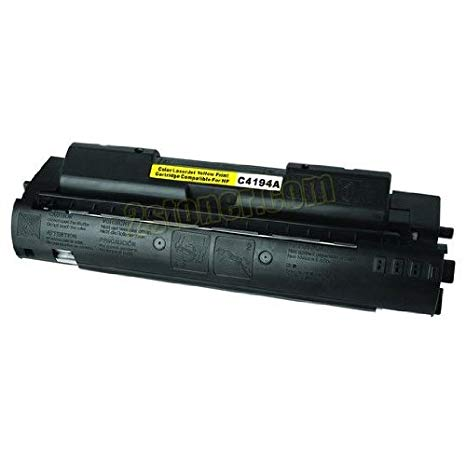 INKUTEN リプレイスメント イエロー Laser Toner Cartridge for Hewlett Packard (HP) C4194A (海外取寄せ品)[汎用品]