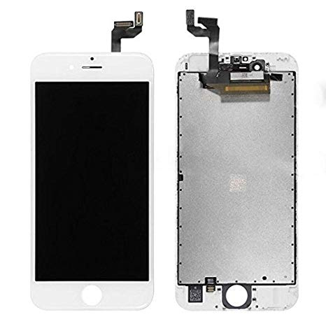 ePartSolution_ LCD 6S ディスプレイ ePartSolution_ タッチ スクリーン Digitizer Plus Assembly for iPhone 6S Plus リプレイスメント Part USA Seller (White) (海外取寄せ品)[汎用品], Newbag Wakamatsu:913d67c9 --- officewill.xsrv.jp