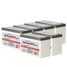Para Systems/MinuteMan ED3000RMT2U - New Compatible リプレイスメント Batteries (海外取寄せ品)[汎用品]