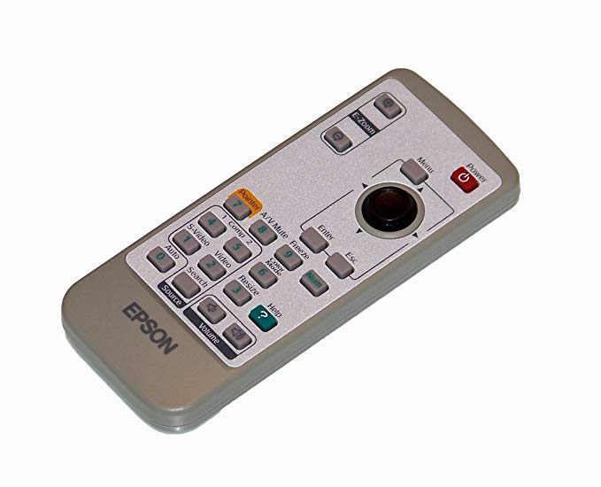 OEM エプソン Epson Projector Remote Specifically for EMP-1810, EMP-1815, EMP-1825 (海外取寄せ品)