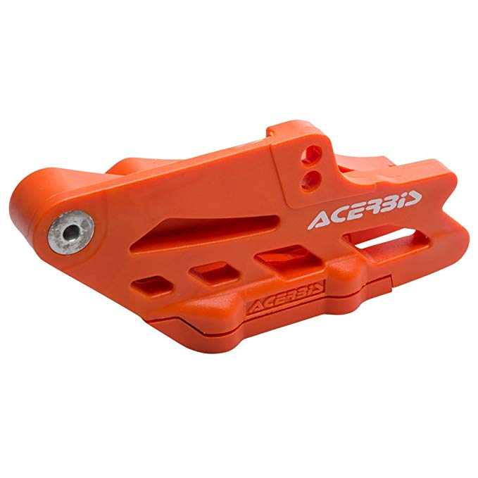 Acerbis チェーン Guide ブロック オレンジ - フィット: KTM 350 XC-F 2011-2018 (海外取寄せ品)