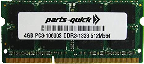 4GB メモリ memory for Apple MacBook プロ Core i7 2.2 GHz 15