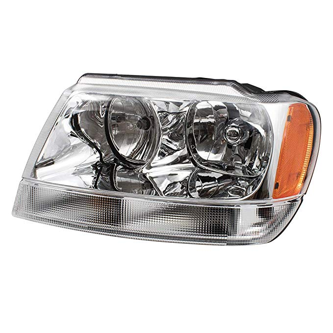 Electric Headlight Front Lamp Driver Side LEFT LH VOLVO FE FL 2005